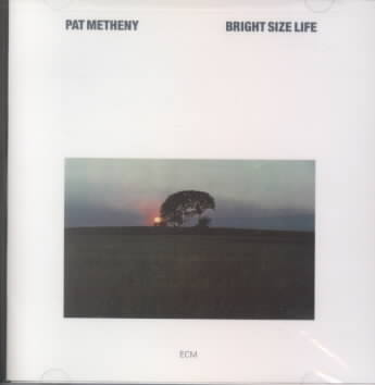 BRIGHT SIZE LIFE BY METHENY,PAT (CD)