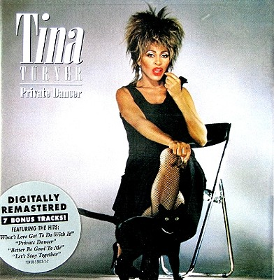 PRIVATE DANCER BY TURNER,TINA (CD)