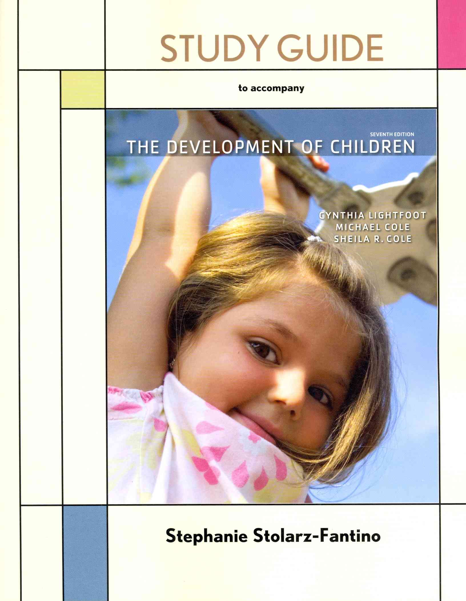 Development of Children By Lightfoot, Cynthia [Study Guide Edition]