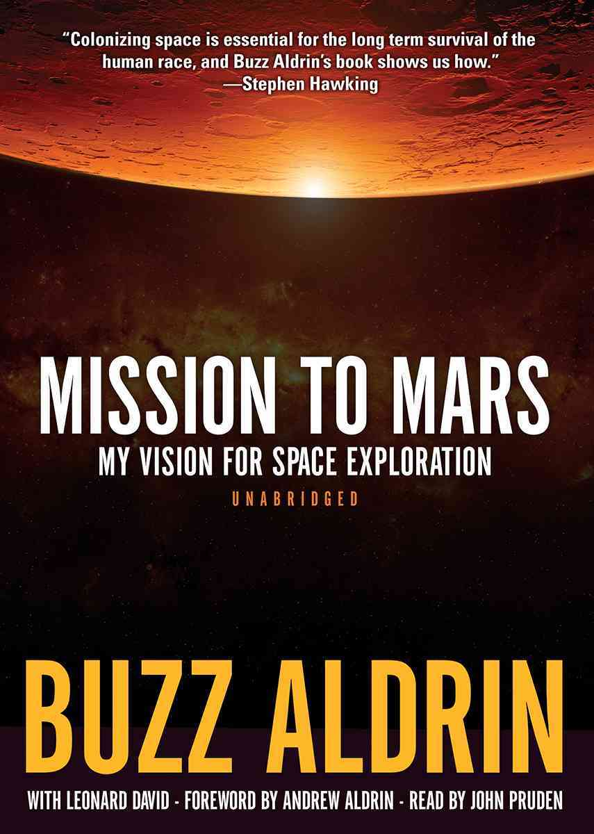[CD] Mission to Mars By Aldrin, Buzz